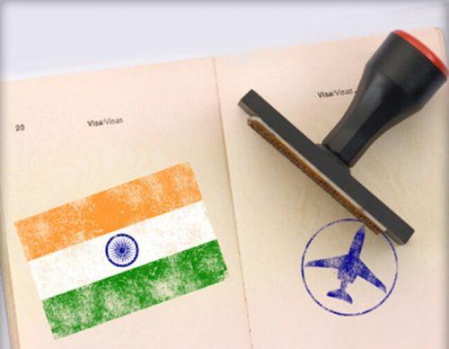 ویزای الکترونیی هند